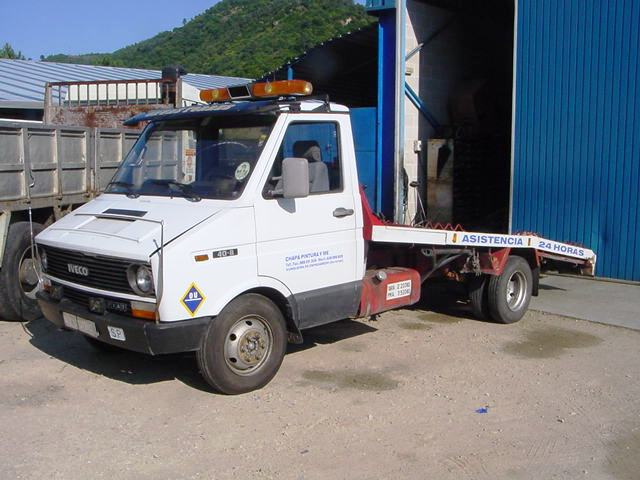 IVECO PORTACOCHES